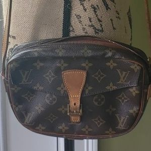 Louis Vuitton VINTAGE Junne Fille PM